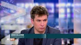 RTL INFO 19H : Coronavirus: Simon Dellicour réagit aux décisions du CNS