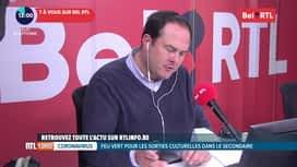 RTL INFO sur Bel RTL : RTL Info 13h du 24/09