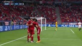 Supercoupe de l'UEFA : 24/09: Bayern Munich - Séville FC : 1ère mi-temps