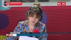 RTL INFO sur Bel RTL : RTL Info 8h du 25/09