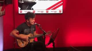Romain Humeau dans #LeDriveRTL2 (24/09/20)