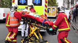 RTL INFO 13H : Attaque à l'arme blanche à Paris: 4 blessés, 1 suspect interpellé