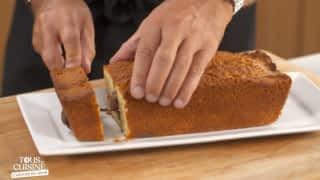 La recette du cake au chocolat fourré