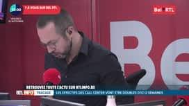 RTL INFO sur Bel RTL : RTL Info 13h du 25/09