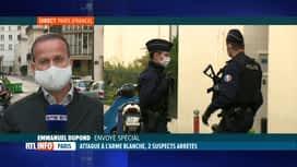 RTL INFO 19H : Attaque à Paris: le point sur la situation avec Emmanuel Dupond
