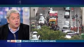 RTL INFO 19H : Attaque à Paris: le lieu de l'attentat est très symbolique