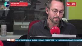 RTL INFO sur Bel RTL : RTL Info 18h du 25/09