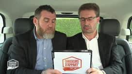Chasseurs d'appart : Bourges et sa banlieue 4/5 : Anaïs - Ludovic - Pascal