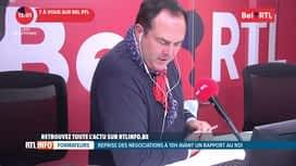 RTL INFO sur Bel RTL : RTL Info 13h du 28/09