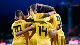 Nations League : 08/10 : Belgique - Côte d'Ivoire (Les buts)