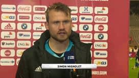 Nations League : 08/10 : Simon Mignolet (Belgique)