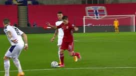 Nations League : 08/10 : Norvège - Serbie