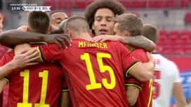 Nations League : 11/10: Angleterre - Belgique : 1ère mi-temps