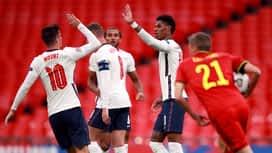 Nations League : 11/10: Angleterre - Belgique (les buts)