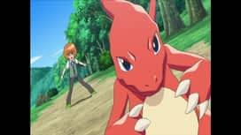 Pokemon : S18E37 Un photographe légendaire !