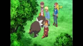Pokemon : S18E38 La petite dresseuse !
