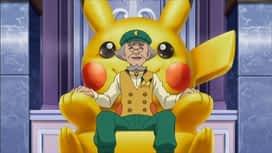 Pokemon : S18E41 Pikachu en vedette !