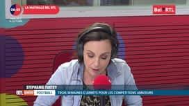 RTL INFO sur Bel RTL : RTL Info 8h du 14/10