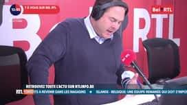 RTL INFO sur Bel RTL : RTL Info 13h du 14/10
