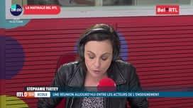 RTL INFO sur Bel RTL : RTL Info 8h du 15/10