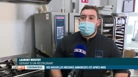 RTL INFO 13H : Coronavirus: l'Horeca est suspendu aux décisions du comité de conce...