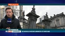 RTL INFO 13H : Coronavirus: un comité de concertation se réunit à 14 heures
