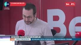 RTL INFO sur Bel RTL : RTL Info 13h du 16 octobre