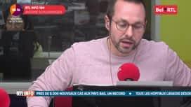 RTL INFO sur Bel RTL : RTL Info 18h du 16/10