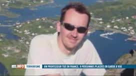 RTL INFO 13H : Un prof d'histoire décapité par un Islamiste en région parisienne