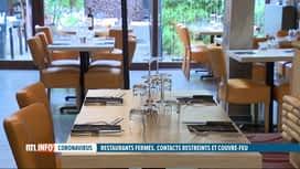 RTL INFO 13H : Coronavirus: la fermeture de l'Horeca pour un mois suscite la colèr...