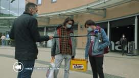 C'est pas tous les jours dimanche : Pourquoi le virus est-il plus présent en Wallonie et à Bruxelles...