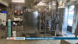 RTL INFO 13H : Coronavirus: les brasseurs très impactés aussi par l'horeca fermé