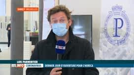 RTL INFO 13H : Coronavirus: les acteurs des secteurs impactés reçus par les politi...