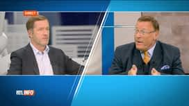 RTL INFO 13H : Paul Magnette, le président du PS, est l'invité de Pascal Vrébos