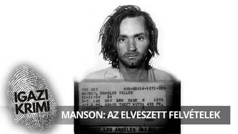 Manson: Az elveszett felvételek en replay