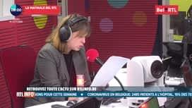 RTL INFO sur Bel RTL : RTL Info 8h du 19/10