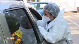 RTL INFO 19H : Coronavirus: deux centres de dépistage du Brabant wallon ferment