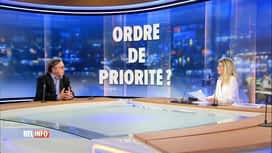 RTL INFO 19H : Coronavirus: Yves Van Laethem revient sur le dépistage
