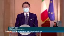 RTL INFO 13H : Coronavirus: le point sur les mesures de sécurité en Europe