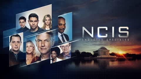 NCIS enquêtes spéciales en replay