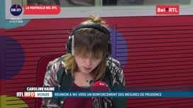 RTL INFO sur Bel RTL : RTL Info 8h du 21/10