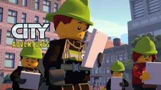 City Adventures les héros de la ville