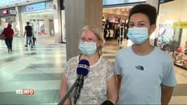 RTL INFO 19H : Coronavirus: la réaction des parents d'élèves aux dernières mesures