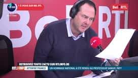 RTL INFO sur Bel RTL : RTL Info 13h du 22/10