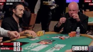 Davidi Kitai aux WSOP 2016 épisode 7