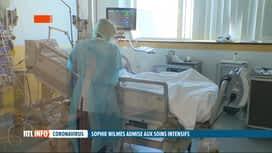 RTL INFO 19H : Coronavirus: Sophie Wilmès est hospitalisée aux soins intensifs