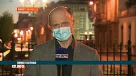 RTL INFO 19H : Coronavirus: pas de signes de l'annonce d'un prochain reconfinement