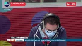 RTL INFO sur Bel RTL : RTL Info 8h du 23/10