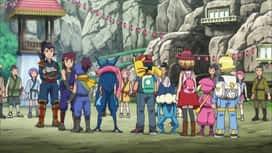 Pokemon : S19E06 La légende du héros ninja !