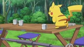 Pokemon : S19E05 Fais un petit rêve pour moi !